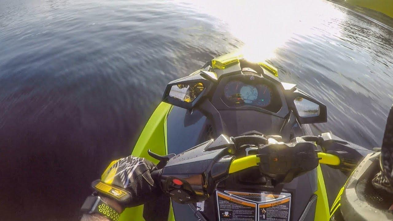 2018 Sea Doo RXP X 300 Top Speed 76MPH