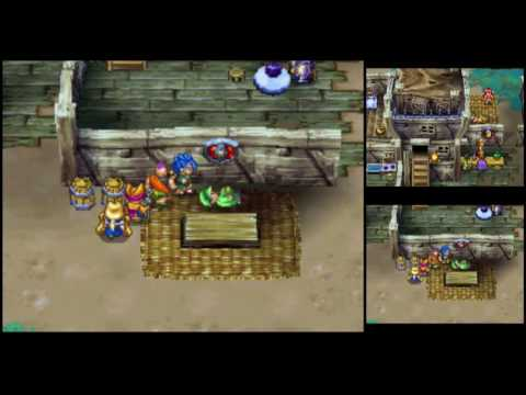 Dragon Quest VI [DS] (Commentary) #102, Despairia: Weighed Down in the Dread Realm