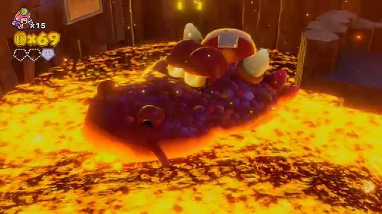 Abm captain toad treasure tracker walkthrough 3 episode 2 hd