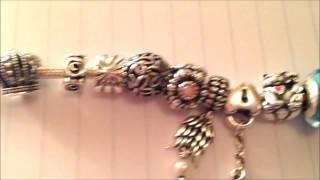 My Pandora Charm Bracelet