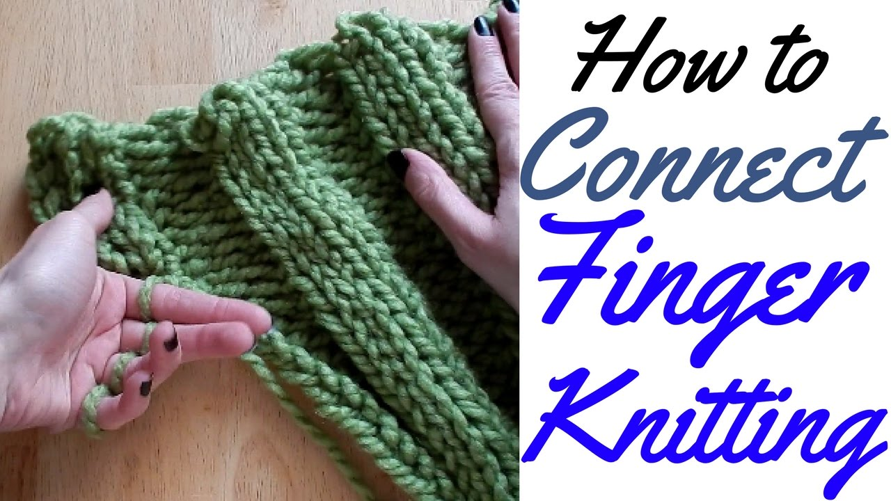 How To Connect Finger Knitting Full Tutorial Youtube,Brandy Alexander Cocktail