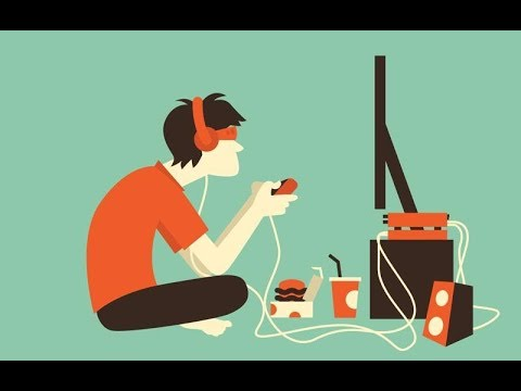 Addiction in online games