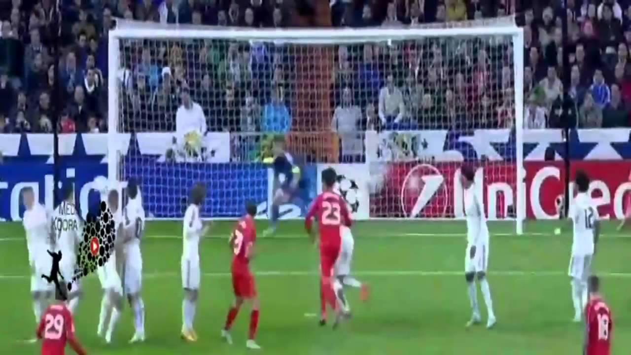 ملخص مباراة ريال مدريد وليفربول 1 0 فهد العتيبى 4 11 2014 دورى ابطال اوروبا 2014 2015 HD