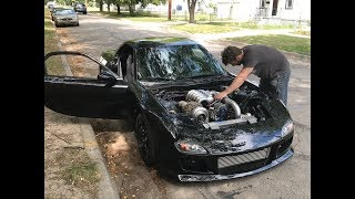 Why you shouldn't drive an untuned RX-7 | Rob Dahm