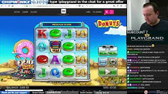 Online Slots - Big wins and bonus rounds plus stream highlights
