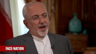 Iran's Foreign Minister Mohammad Javad Zarif on possible nuclear deal pullout