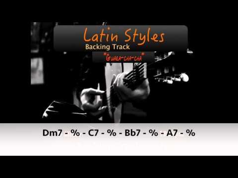 "Latin Backing Track in D Minor, 180 BPM - ""Guara-cha-cha"" [HIGH QUALITY]"