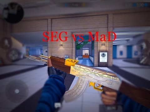 SEG vs MaD -Bureau 3v3 [Full Scrim]
