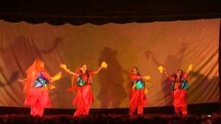 """Rang de Basanti"" Dance Performance,2010"