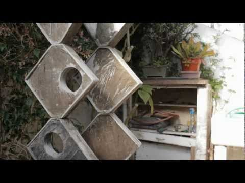 Barbara Hepworth's Sculpture Garden | TateShots