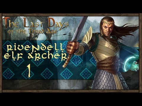 M&B: Warband (The Last Days 3.5 - Rivendell) Elindai of Rivendell #1