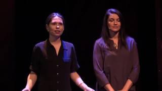 Flexibility is the Future of Feminism | Annie Dean & Anna Auerbach | TEDxYouth@Hewitt