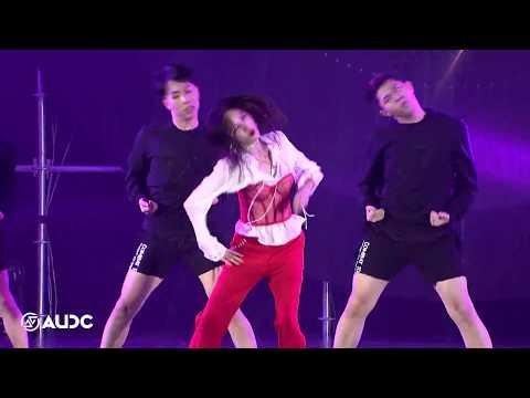 [18.11.17] 孟佳 Meng Jia @ AUDC Asia Finals 2017: 给我乖 (Drip)