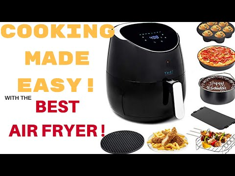 best-airfryer-2019---thanksgiving-dinner-made-easy!---my-review-on-the-yeti-air-fryer