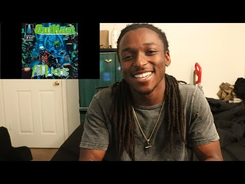 Outkast - ATLiens REVIEW/REACTION!