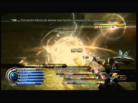 Let´s Play Final Fantasy XIII - 2 - Parte 20 - Misiones de la estepa