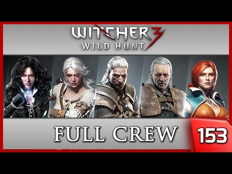 The Witcher 3 ► Bea, Ciri's Friend Flirts with Geralt #167 from YouTube · Duration:  4 minutes 22 seconds