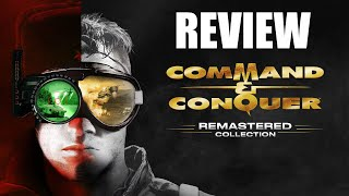Command & Conquer Remastered Collection Review Score 8 (Video Game Video Review)