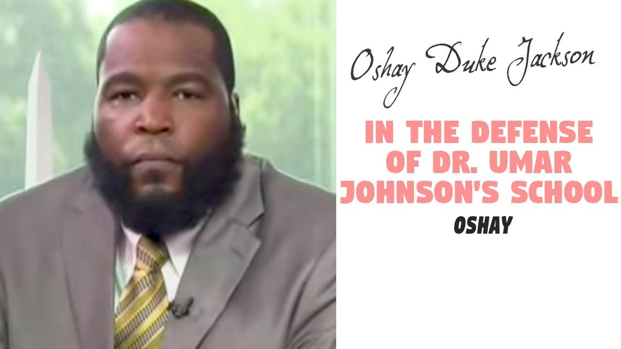 In The Defense Of Umar Johnson's FDMG Academy