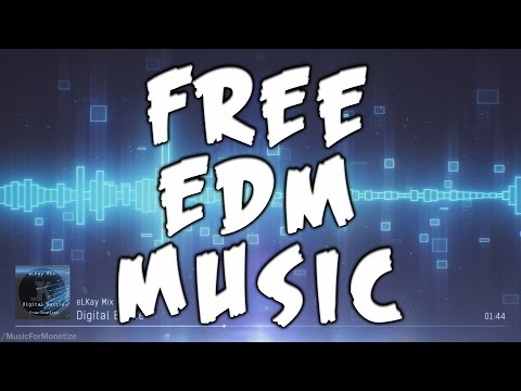 eLKay Mix - Digital Battle FREE EDM Music For Monetize