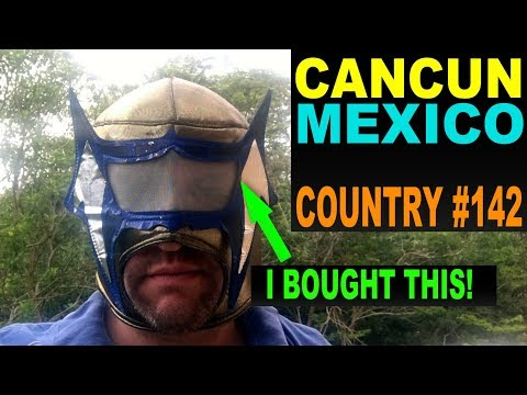 A Tourists Guide to Cancun, Playa del Carmen and Chichen Itza