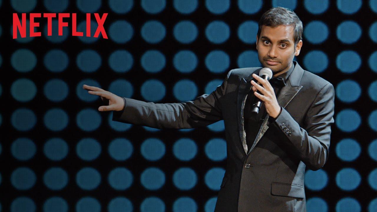 Aziz ansari stand up dating a bathroom