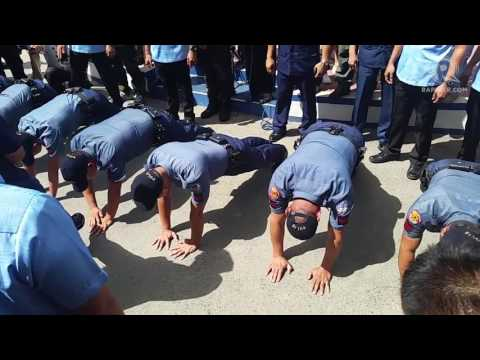 Bato admonishes, 'punishes' 7 cop suspects in Korean rob-extort case