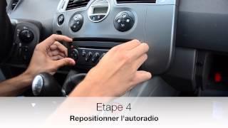 Lisez la musique de votre Smartphone sur une Renault Scenic 2 de 2007 avec MP3-Renault.fr