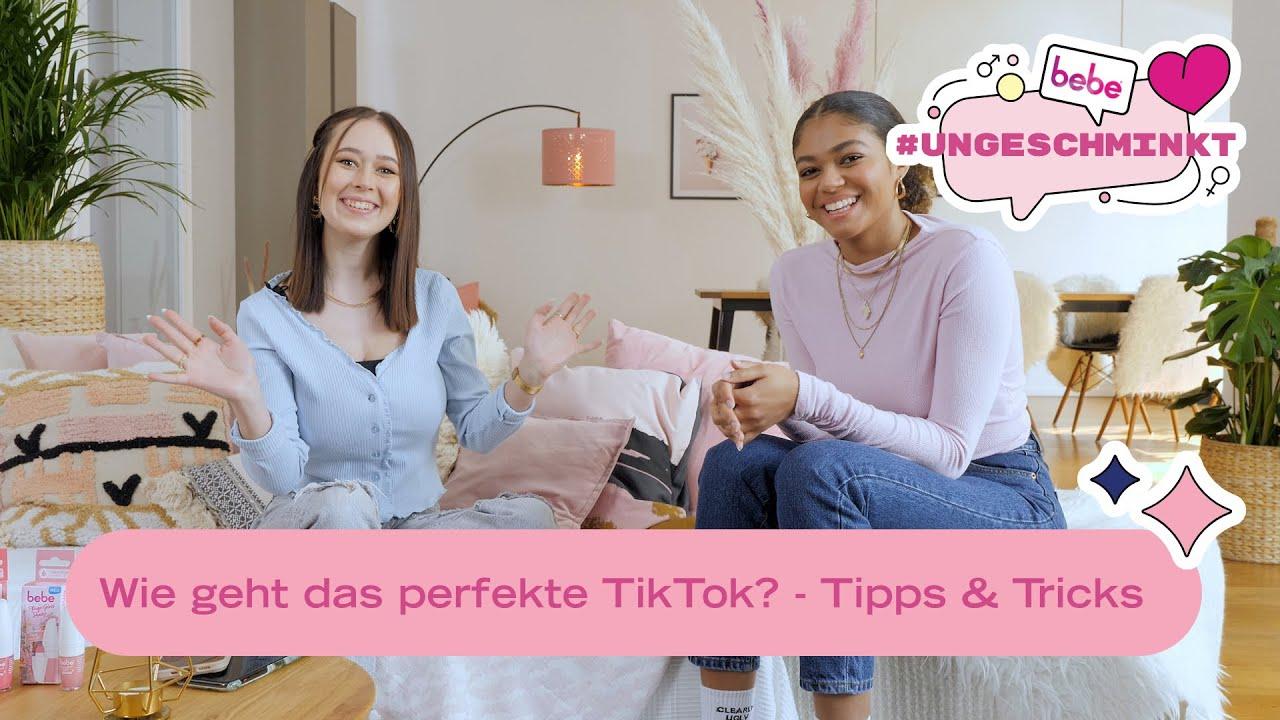 Wie geht das perfekte TikTok? - Tipps & Tricks 📱