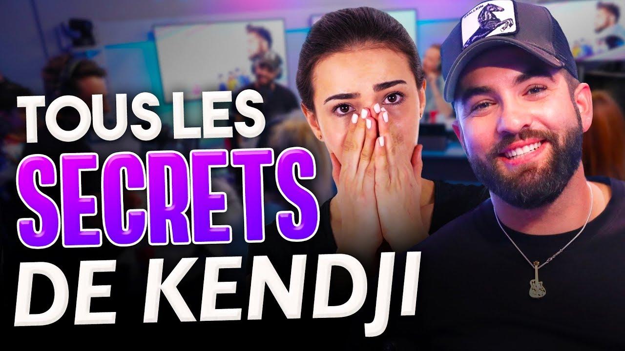 TOUS LES SECRETS DE KENDJI 🙊 - Marion et Anne So