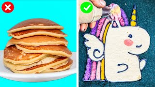20 AMAZING PANCAKE IDEAS FOR THE BEST BREAKFAST || Food Decor DIYs