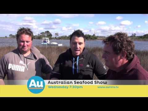 Australia Seafood Show Wednesdays 7:30pm