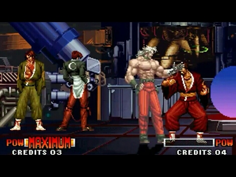 [TAS] The King Of Fighters 95 - Rugal