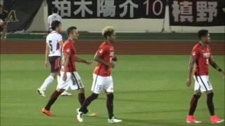 63分 長澤和輝→ 20170621 浦和駒場スタジアム.