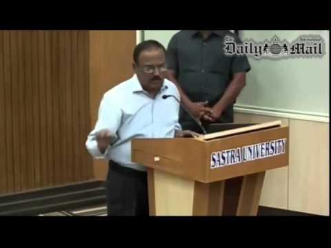 Zaid Hamid: Ajit Kumar doval waging a 4thGen War against Pakistan, using Darul Uloom deoband !