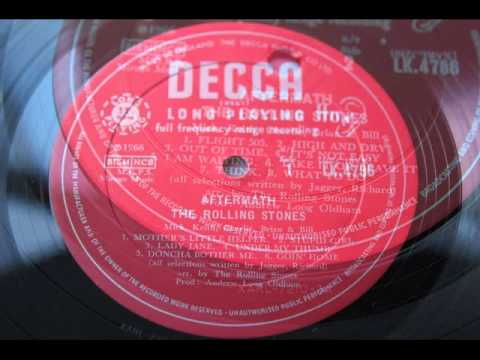 Rolling Stones Aftermath UK Mono Track: Lady Jane