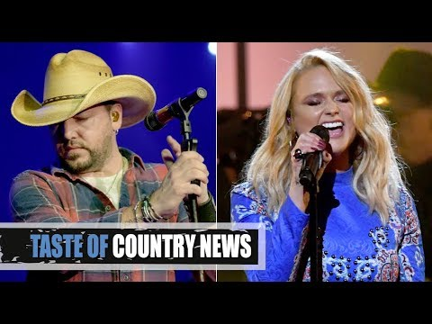 Cover Lagu Miranda Lambert Freaked Out Over Jason Aldean Duet STAFABAND