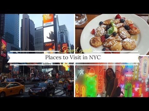 Places Worth Visiting in New York City | Travel guide