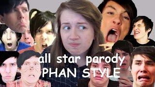 phandom | all star parody | dan and phil