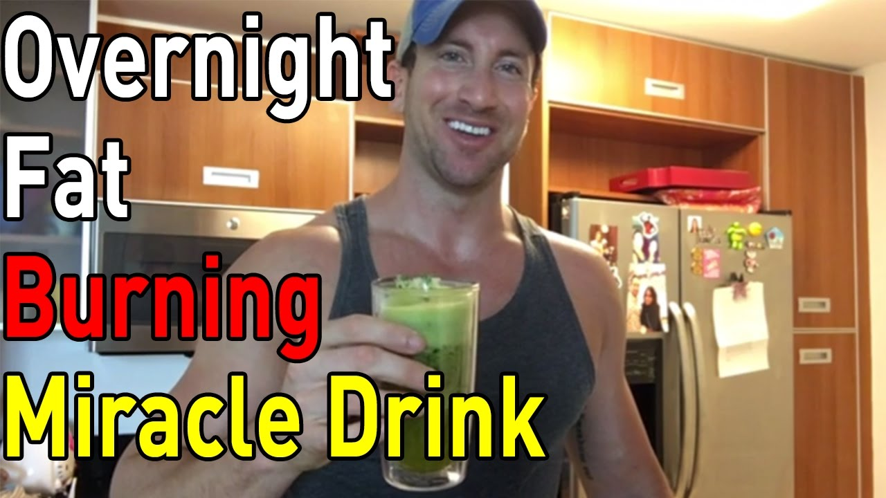 Lose Weight Fast With This Bed Time Fat Cutting Drink How To Lose Belly Fat Overnight Drink