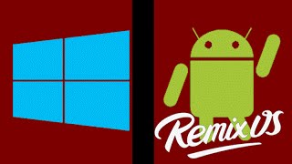 Remix OS: Android apps on the PC