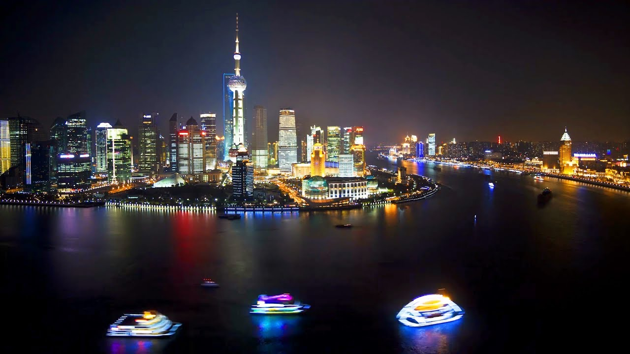 Top 5 timelapse videos. Cities of the world 38