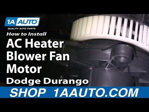 *New* Dodge Durango Dakota Chrysler A//C Heater Blower Motor Resistor Mopar OEM