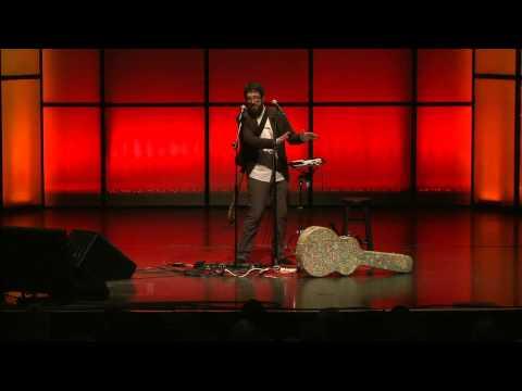 Ancient Rhythms, Modern Technology | Elijah Aaron | TEDxOhioStateUniversity
