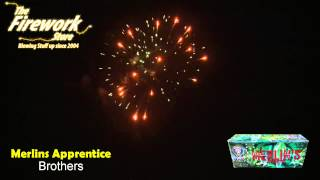 Brothers Merlins Apprentice from The Firework Store