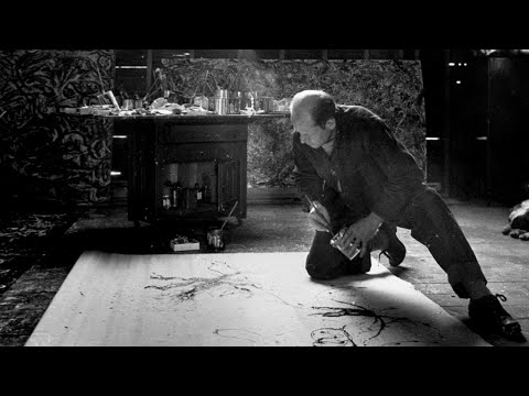 How Jackson Pollock Changed Painting Forever