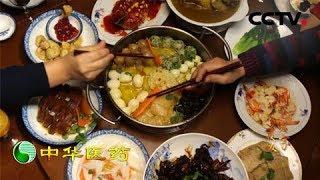 《中华医药》 国医名家的年夜饭(一)春节怎么吃 才能过个健康年呢?20190211 | CCTV中文国际