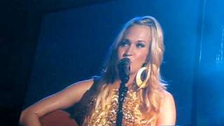 Carrie Underwood 'Don't Forget to Remember Me' 12/14/08