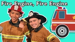 Fire Engine, Fire Engine + More | Mother Goose Club Dress Up Theater