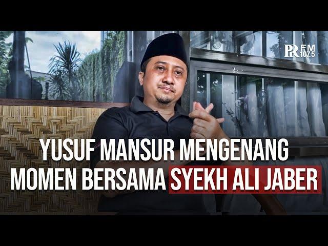 Syekh Ali Jaber Berpulang ke Rahmatullah, Yusuf Mansur Mengenang Momen Bersama Beliau